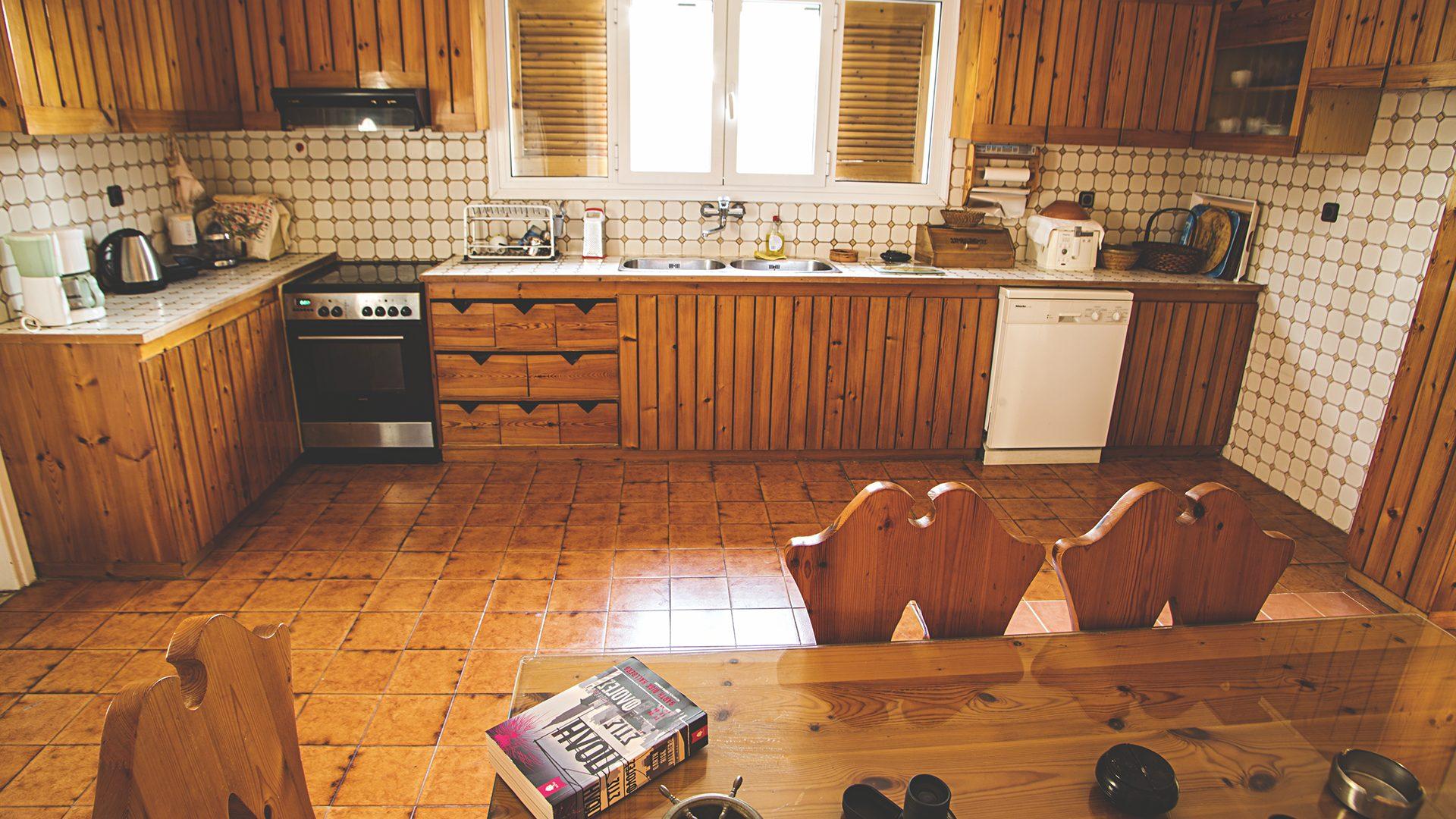 kitchen villa moby dick